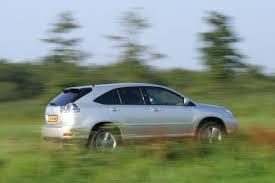 lexus luxe merk van test de zuinige suv lexus rx400h autotests autowereld com