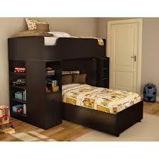 Low Height Bunk Bed Best Black Wood Loft Bed Photos Liltigertoo Liltigertoo