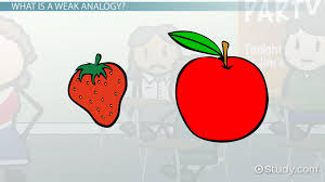 the weak analogy fallacy definition u0026 examples video u0026 lesson
