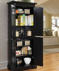 kitchen microwave pantry storage cabinet