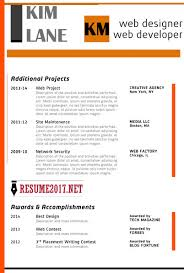 Forbes Resume Template 20 Resume Templates 2017 To Win U2022