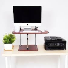 Ergo Standing Desk by Uptrak Sit Stand Desks Stand Steady