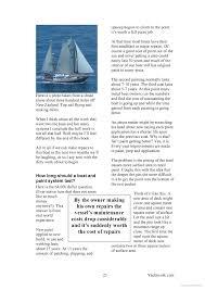 Painting Boat Interior Steel Boats Hull Maintenance And Longevity