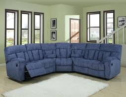 house furniture charming reclining sectional sofas for small