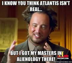 T Meme - the best of the ancient aliens meme