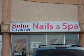 solar nails u0026 spa coventry court calgary