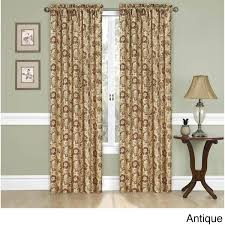 Waverly Curtain Panels Traditions By Waverly Navarra Floral Curtain Panel Free Shipping
