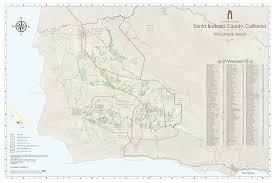 County Map California Ava Maps Santa Barbara Vintners