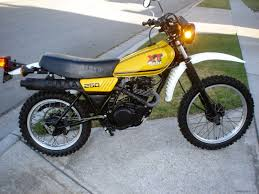 yamaha xt 250 serow motorcycle pinterest tw200