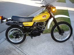 yamaha xt 250 serow motorcycle pinterest tw200