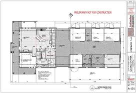 Expandable Floor Plans Horse Barn W Living Space Plans Expandable To Unlimited Stalls Or