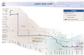 baltimore light rail map light rail phoenix map phoenix light rail map 2016 arizona usa