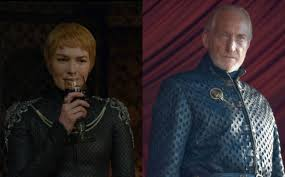 what you probably didn u0027t notice about cersei u0027s new in the