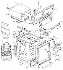 parts for gcg700 02 hotpoint trash compactors