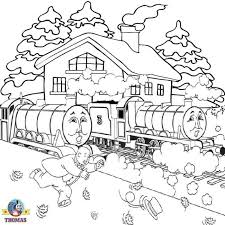 thomas train friends coloring pages free kids