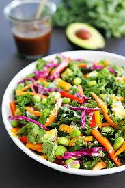 Best Salad Recipes Asian Kale Salad Recipe Two Peas U0026 Their Pod