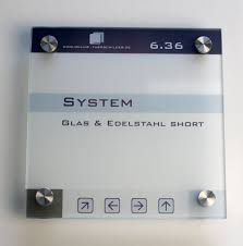 glass door signs glass signs made of tempered safety glass door signs