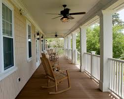ceiling fan light kits in porch traditional with porch ceiling