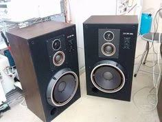 Sony Bookshelf Speakers Ss B3000 Sony Ss Rx5 1983 Vintage Speakers Pinterest Sony And Speakers