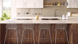 cuisine ouverte avec comptoir aménagement cuisine séparer sa cuisine ouverte avec un comptoir