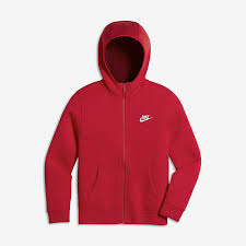 nike club full zip big kids u0027 boys u0027 hoodie nike com