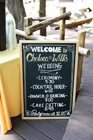 chalkboard wedding program wedding chalkboard program chalkboard wedding program ideas