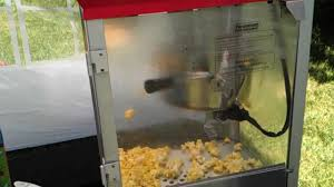 Old Fashioned Popcorn Machine How To Use Our 8oz Popcorn Machine Ma Moonwalk U0026 Party Rentals