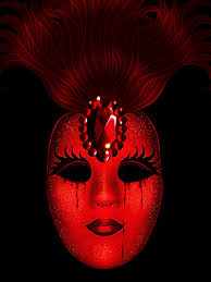 cover to masque of the red death a sci fi yaoi retelling of the