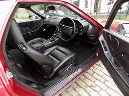 porsche 928 engine classic chrome porsche 928 s4 1989 g maroon