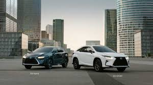new lexus rx lexus redefines sophistication with the entirely new rx