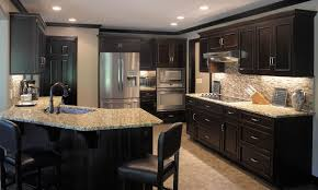 Black Kitchen Cabinets by Coloring Kitchen Cabinets Black In A Small Kitchen Roselawnlutheran