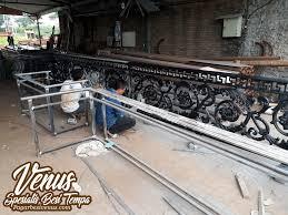 harga railing balkon klasik u0026 minimalis besi tempa