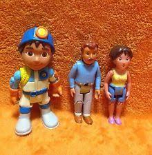 dora dollhouse figures ebay