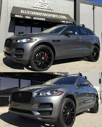 jaguar f pace blacked out images tagged with blackoutpackage on instagram