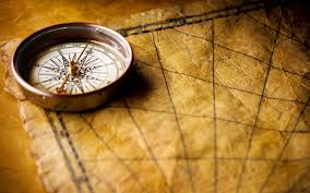 compass on old world map wallpapers and images wallpapers
