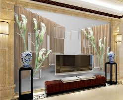 3d wallpaper for room fashion space carved wooden mural backdrop