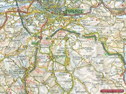 Maps Italy Italy Touring Club Italiano 200k Regional Road Maps Stanfords