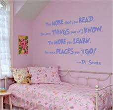dr seuss the more that you read the more thing you will know dr seuss the more that you read the more thing you will know vinyl wall
