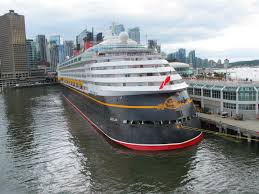 disney cruise line returns to vancouver bc for 2013 season