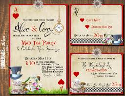 20 diy alice in wonderland tea party wedding ideas