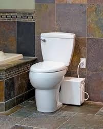 thetford bathroom anywhere macerating elongated toilet kit 42819