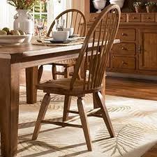 broyhill furniture attic heirlooms windsor side chair colder u0027s