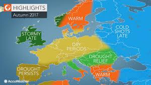2017 europe autumn forecast fierce windstorms to blast uk rain