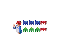 pj masks paper masks party door gifts favors helium balloons