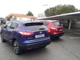 nissan chrome all new nissan qashqai launch u2013 our nick goes to madrid