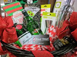 martini gift basket martini gift basket pour vous spirits wine