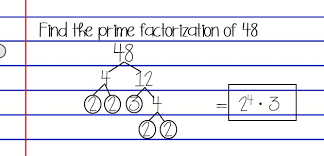 5 ways to use factor trees in middle math math in the middle