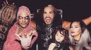 Jeff Hardy Halloween Costume Matt Hardy U0027s Wife Reby U0027broken U0027 Dispute Impact