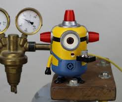 minion and smoke alarm 6 steps with pictures