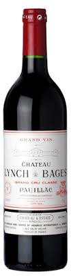 wine from château lynch bages chateau lynch bages 2007 5eme cru classe pauillac davy s wine